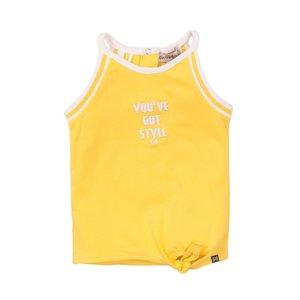 Koko Noko girls top yellow