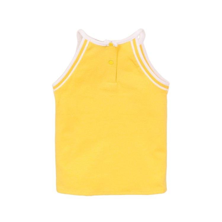Koko Noko Mädchen Top gelb | E38935-37
