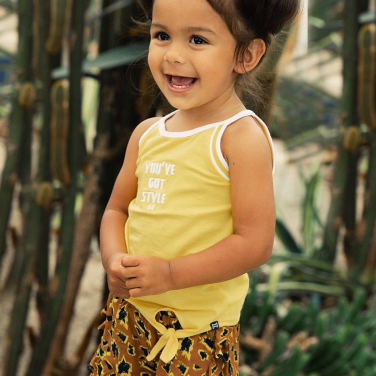Koko Noko girls top yellow | E38935-37