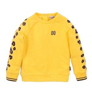 Koko Noko meisjes sweater geel