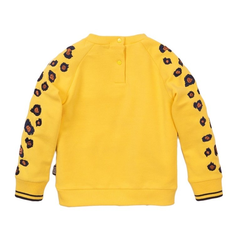 Koko Noko girls jumper yellow | E38937-37