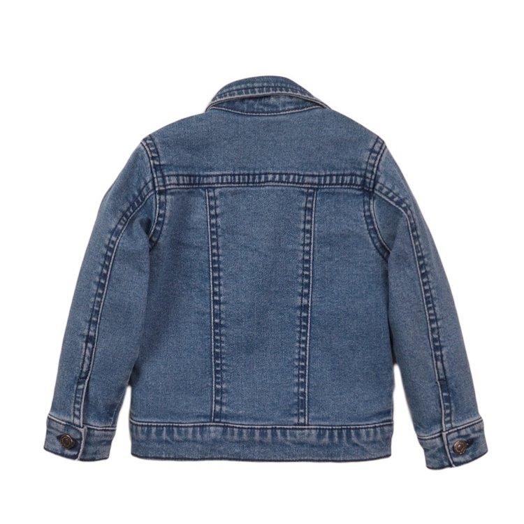 Koko Noko girls jeans jacket | E38939-37