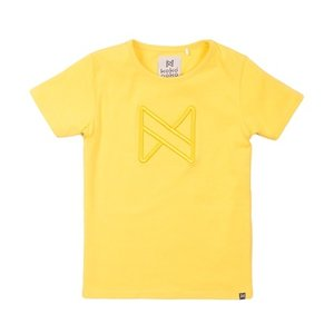 Koko Noko girls T-shirt yellow