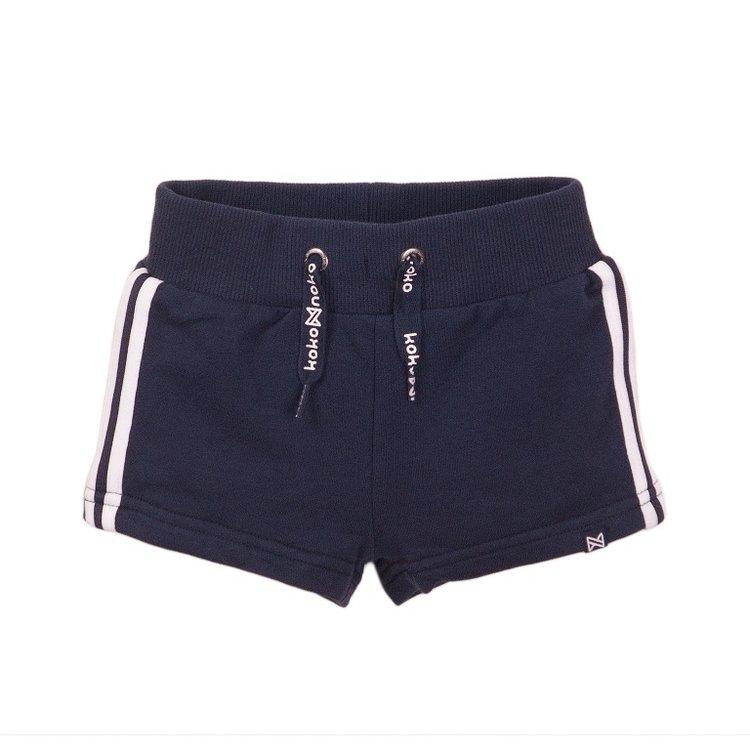 Koko Noko meisjes jogging short navy | E38951-37