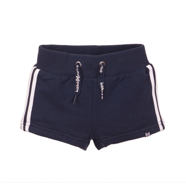 Koko Noko Koko Noko Meisjes Jogging Short Navy Blauw