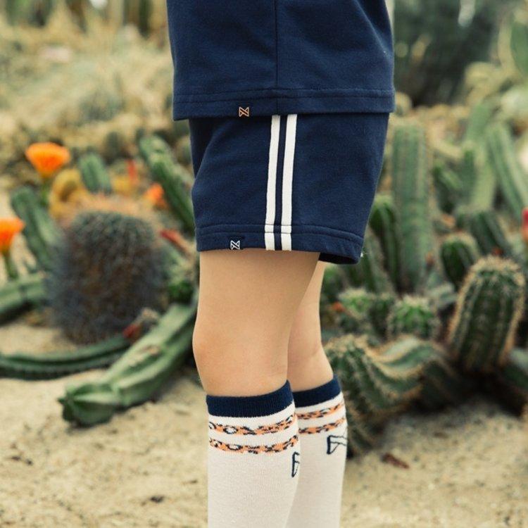 Koko Noko girls jogging shorts navy | E38951-37