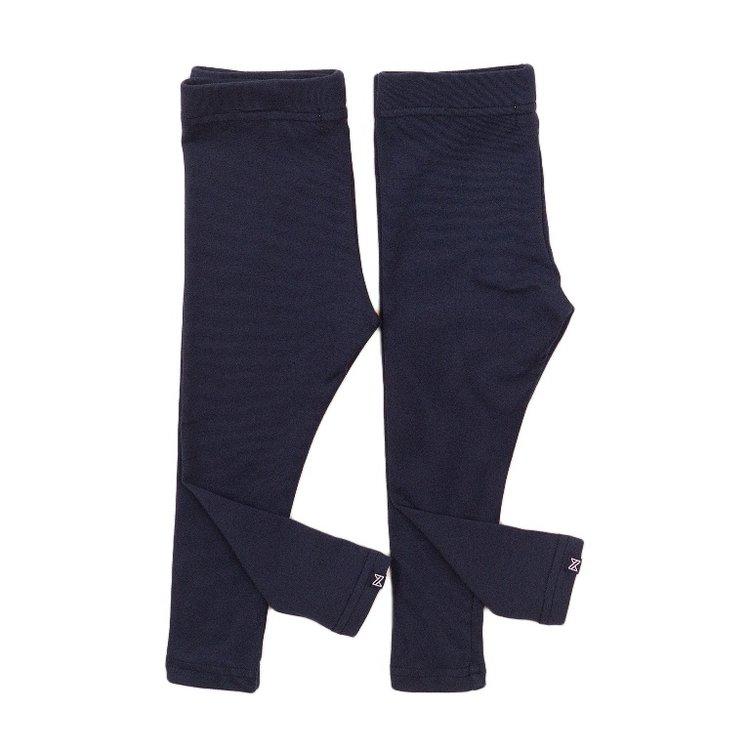 Koko Noko girls leggings 2-pack navy | E38962-37