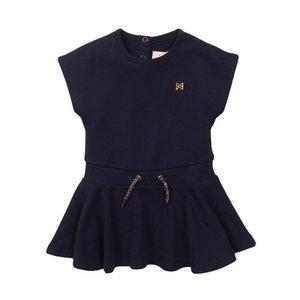 Koko Noko meisjes jurk navy