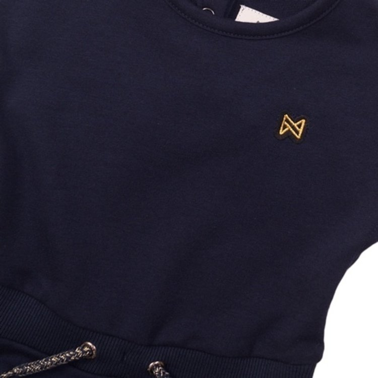 Koko Noko girls dress navy | E38967-37