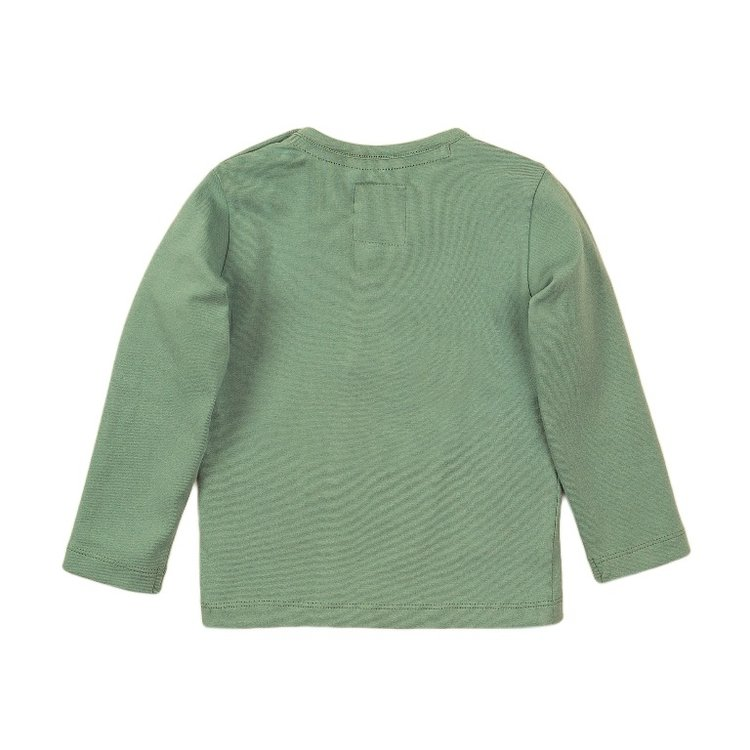 Koko Noko boys shirt light green | E38808-37