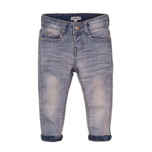 Koko Noko boys jeans blue with logo label