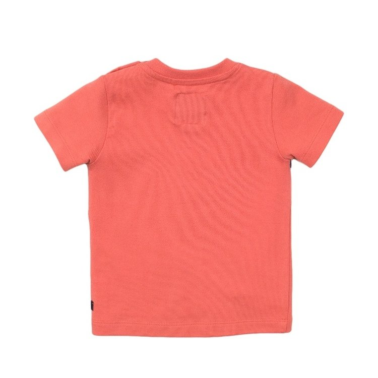 Koko Noko Jungen T-shirt orange | E38814-37