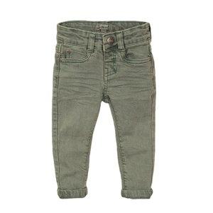 Koko Noko jongens jeans licht groen