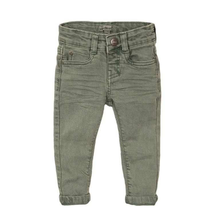 Koko Noko Koko Noko Jongens Jeans Licht  Groen