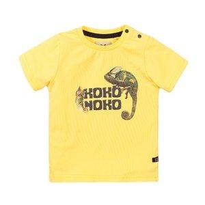 Koko Noko jongens T-shirt geel