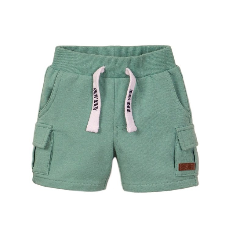 Koko Noko jongens jogging short groen | E38824-37