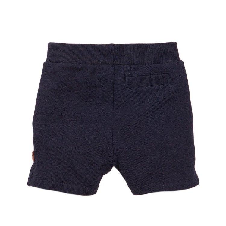 Koko Noko jongens jogging short navy   E38828-37