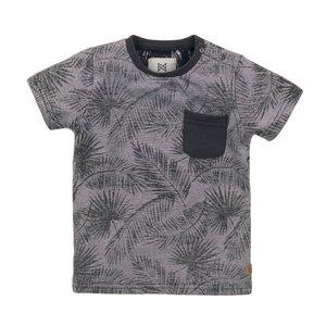 Koko Noko Jungen T-shirt grau drucken