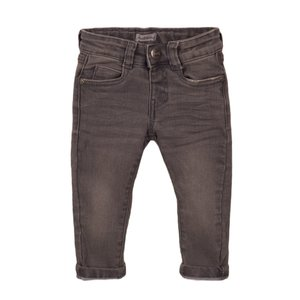 Koko Noko boys jeans grey with logo label