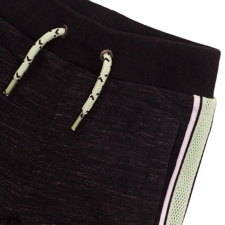 Koko Noko boys jogging trousers black melee   E38845-37