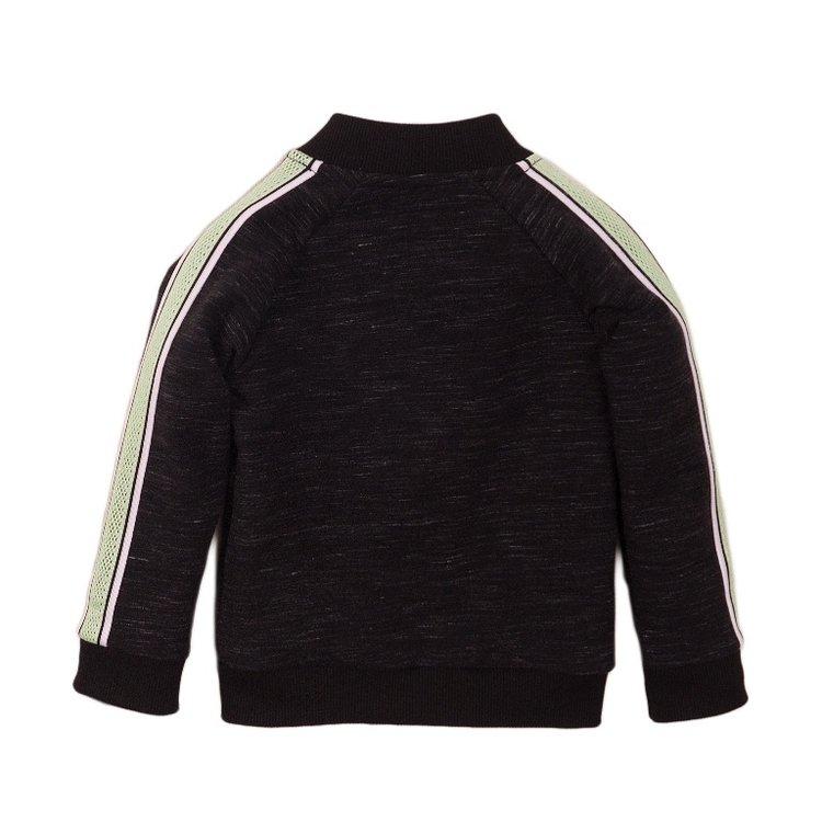 Koko Noko jongens vest zwart melée | E38847-37