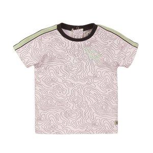 Koko Noko boys T-shirt white print