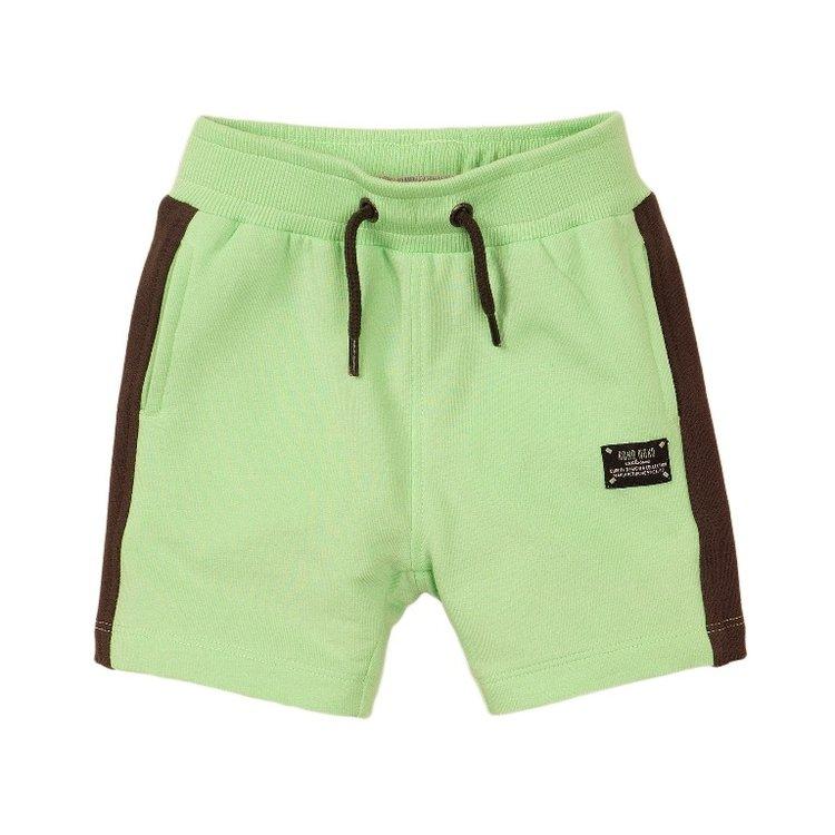 Koko Noko boys jogging short green | E38849-37