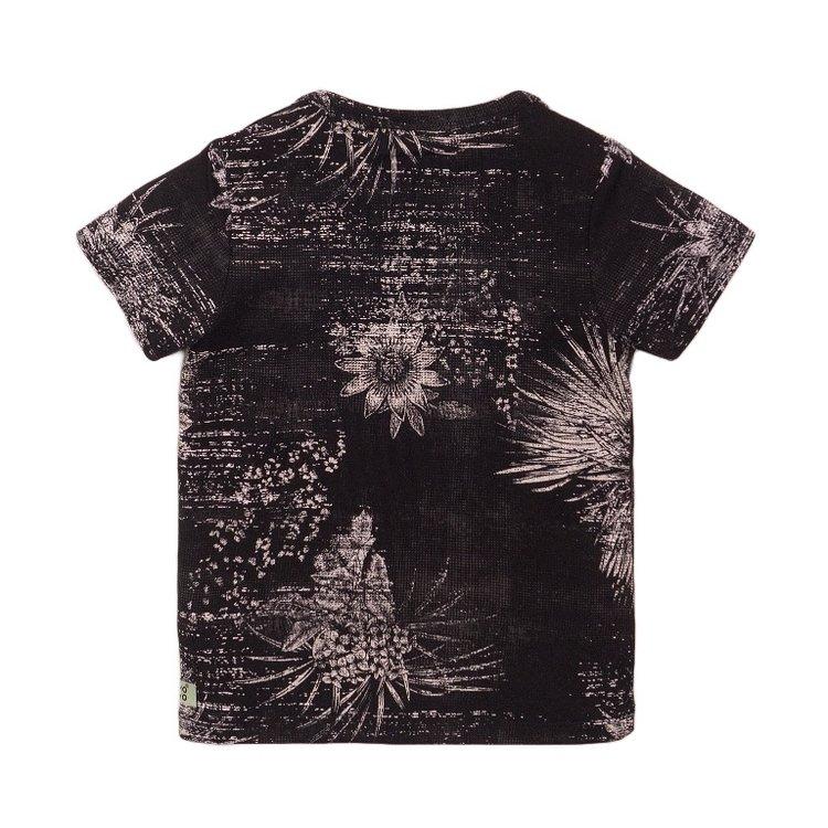 Koko Noko boys T-shirt grey | E38851-37