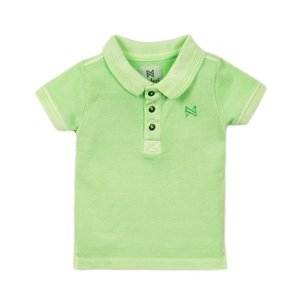 Koko Noko boys polo shirt green