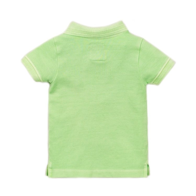 Koko Noko boys polo shirt green | E38853-37