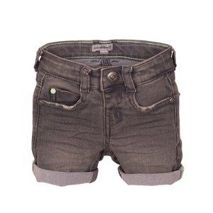 Koko Noko jongens jeans short grijs