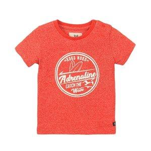 Koko Noko jongens T-shirt rood