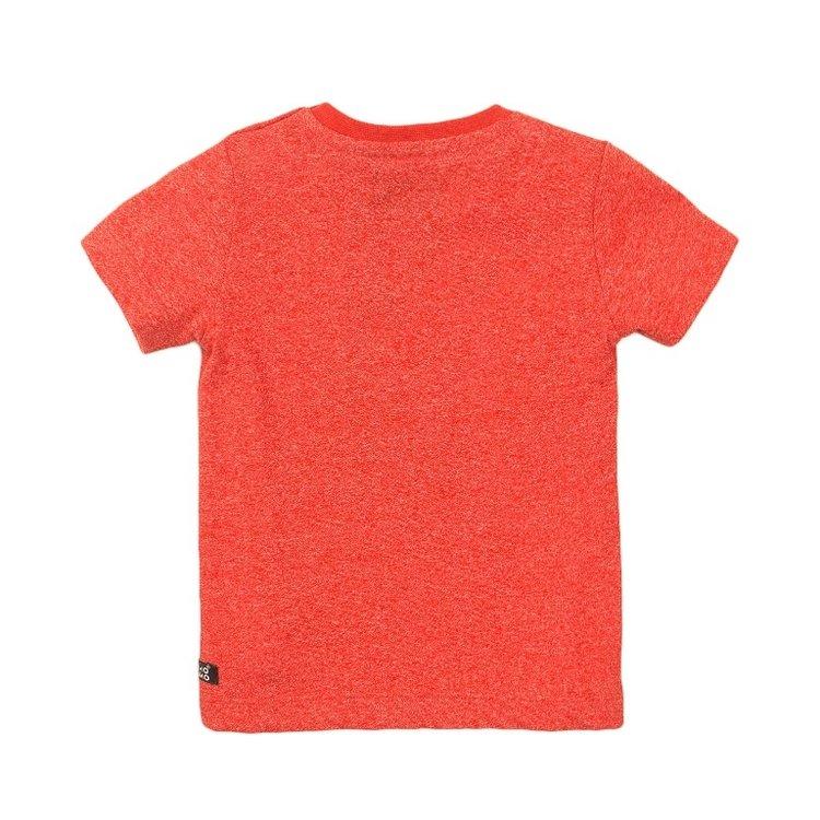 Koko Noko boys T-shirt red | E38855-37