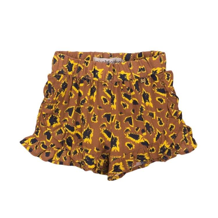 Koko Noko girls shorts camel | E38941-37