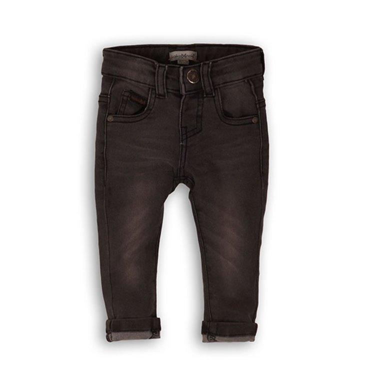 Koko Noko boys jeans dark grey | E34805-37WHS
