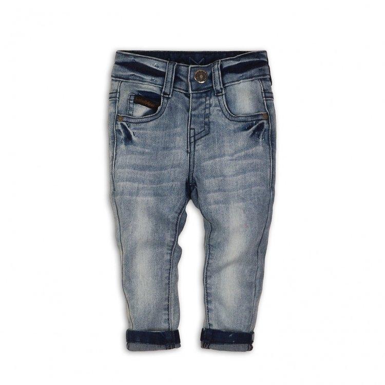 Koko Noko jongens jeans blue | E34846-37WHS