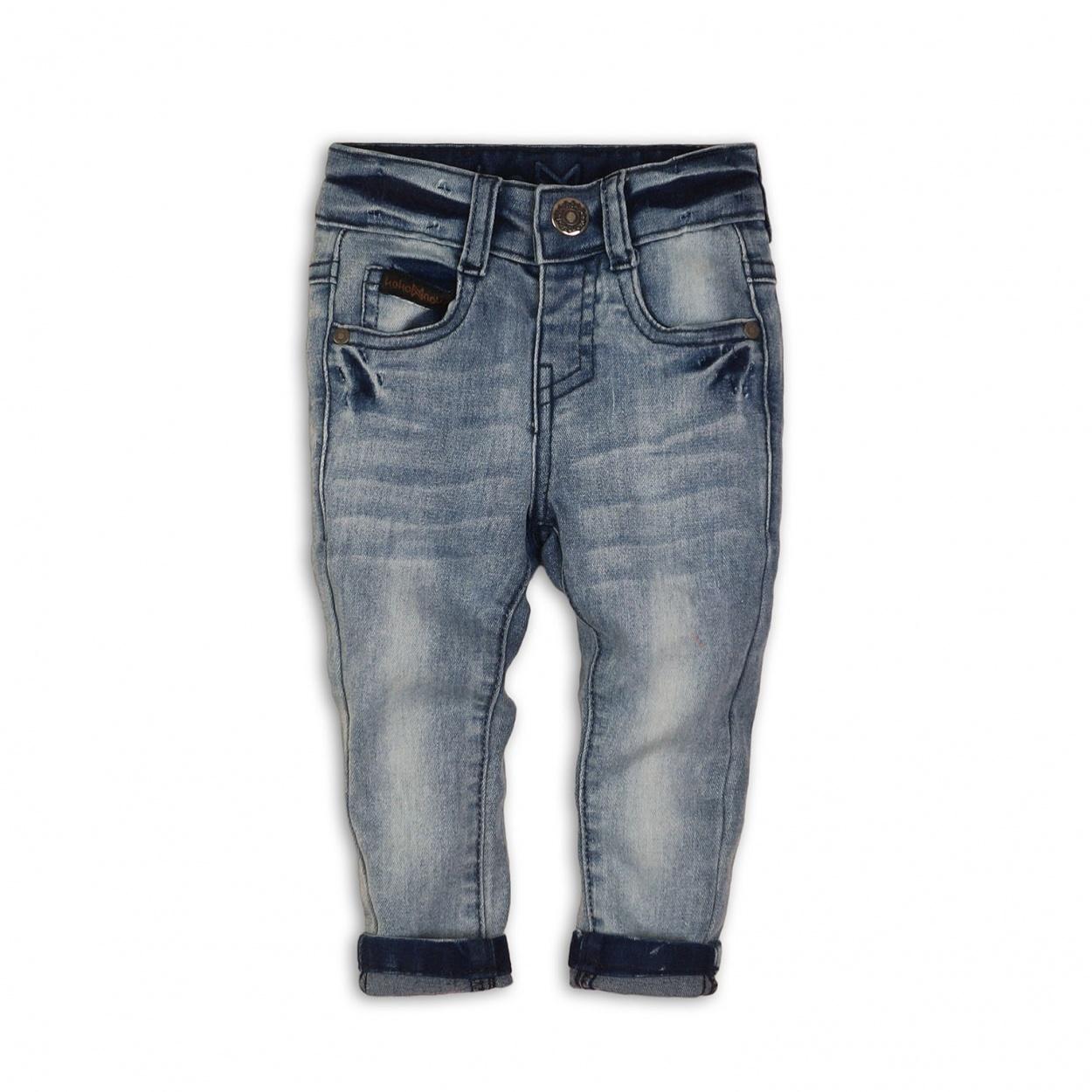 Koko Noko Jongens Jeans Blue Blauw