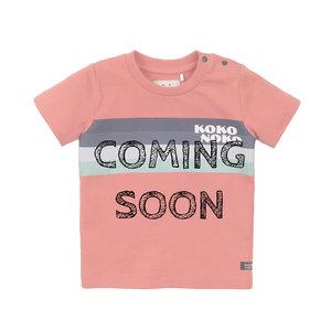 Koko Noko jongens T-shirt oranje