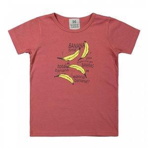 Koko Noko Jungen T-shirt cayenne