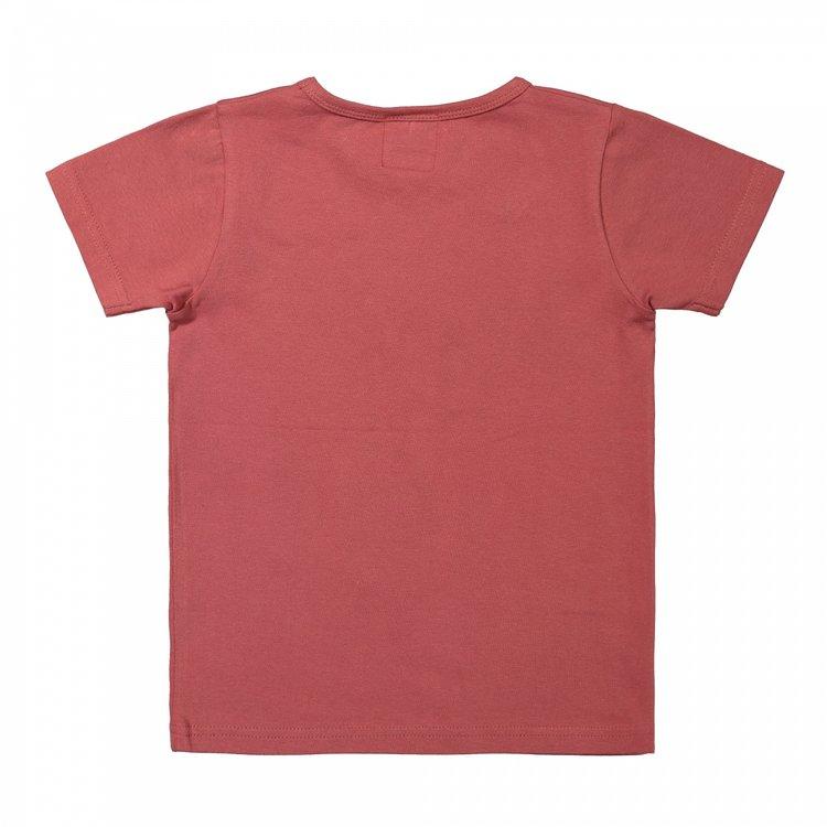 Koko Noko boys T-shirt orange | X00012-37