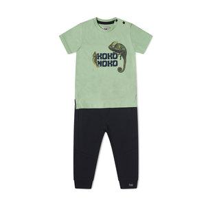 Koko Noko jongens 2-delige set T-shirt en joggingbroek
