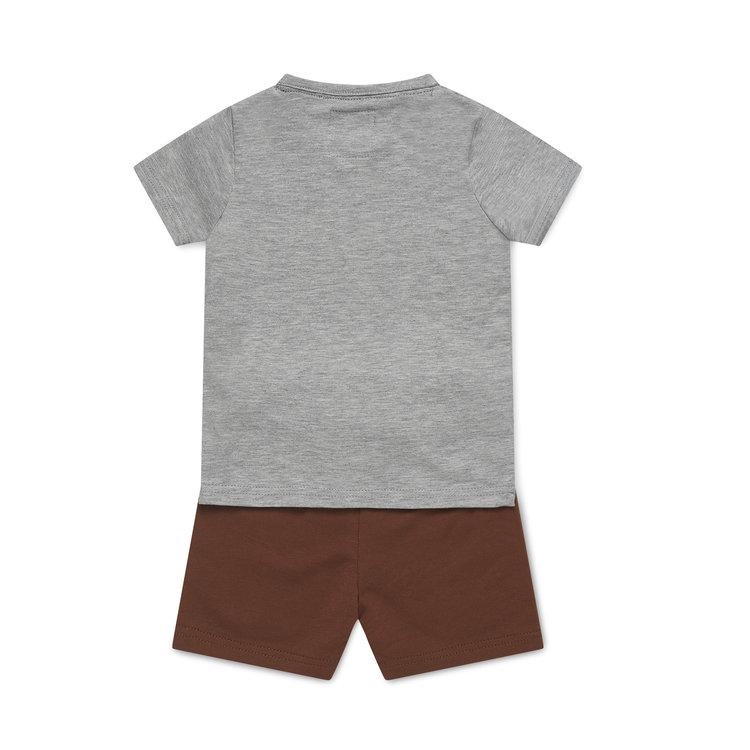 Koko Noko Jungen-Set 2-teilig T-Shirt und Shorts | E38885-37