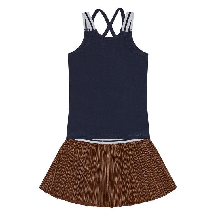 Koko Noko girls 2-piece set top with skirt | E38985-37