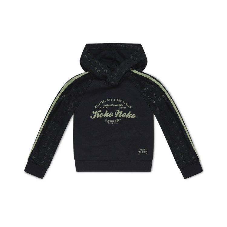 Koko Noko Jungen 2-teiliges Set Pullover und Jeans | E3888081-37