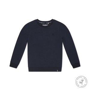 Koko Noko jongens sweater Neill donkerblauw