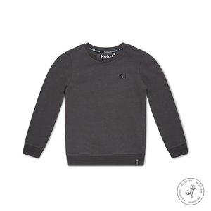Koko Noko jongens sweater Neill grijs