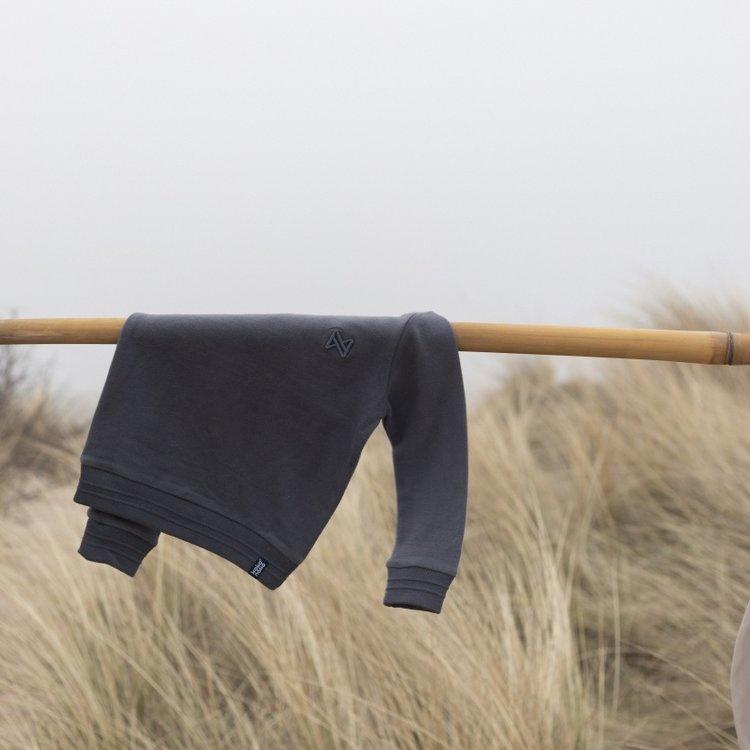 Koko Noko Sweatshirt Neill für Jungen grau | N801