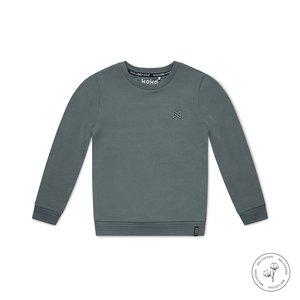 Koko Noko jongens sweater Neill groen