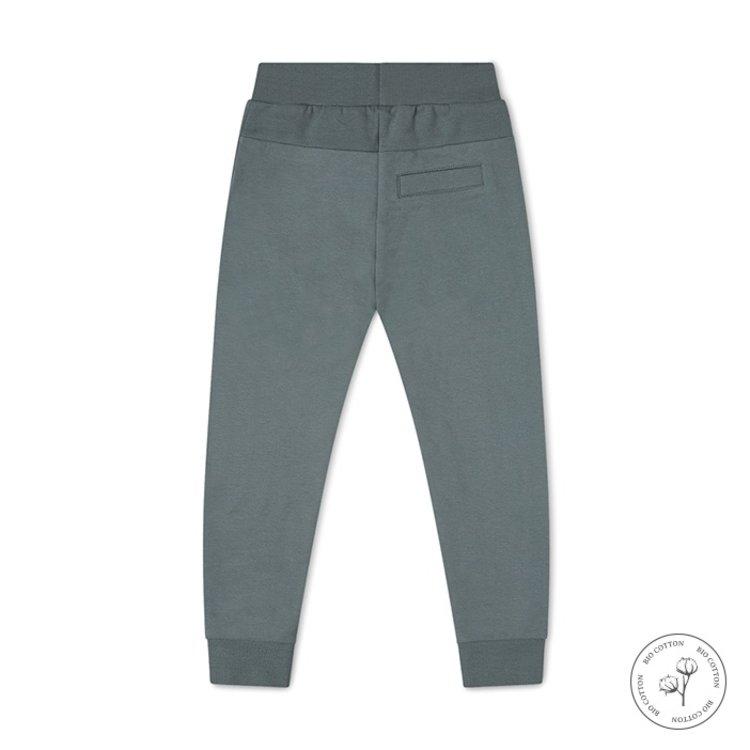 Koko Noko boys sweatpants Nick green | N805