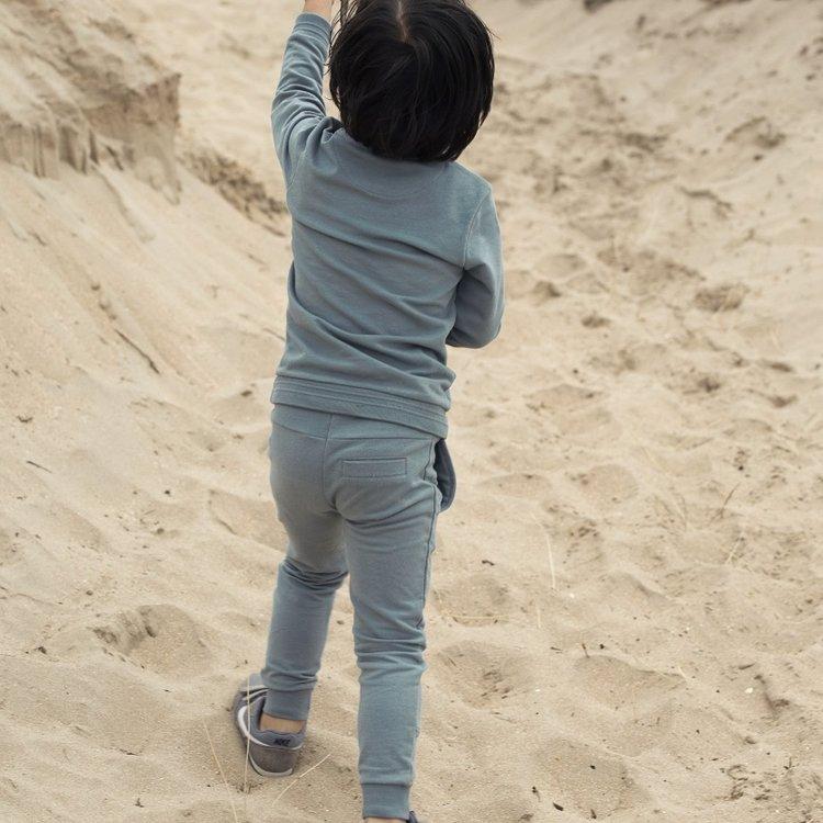 Koko Noko jongens joggingbroek Nick groen | N805